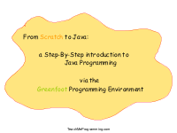 From Scratch to Java